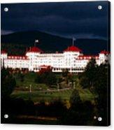 Bretton Woods Acrylic Print