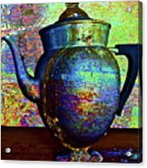 Brewing Nostalgia Acrylic Print