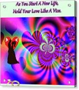 Brian Exton Heart Of Hearts  Bigstock 164301632  231488 Acrylic Print