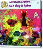 Brian Exton Poppy Field  Bigstock 164301632  2991949   12779828 Acrylic Print