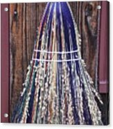 Brians Broom Acrylic Print