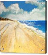 Bribie Island Acrylic Print