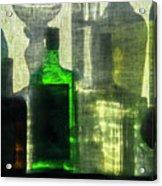 Bric-a-brac Acrylic Print