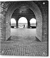 Brick Arch Acrylic Print
