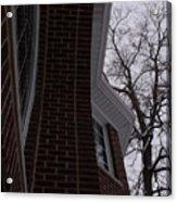 Bricks And Windows Acrylic Print