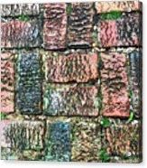 Brickwork#1 Acrylic Print