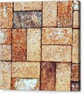 Brickwork#2 Acrylic Print