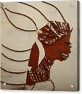 Bride 12 - Tile Acrylic Print