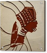 Bride 4  - Tile Acrylic Print