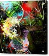 Bride Of Halos Acrylic Print