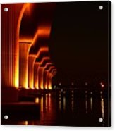 Bridge 1 Acrylic Print