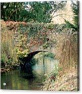 Bridge At Blarney Castle Acrylic Print