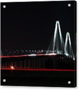 Bridge Blur Acrylic Print