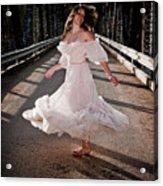 Bridge Dancer Acrylic Print