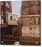 Bridge House Acrylic Print