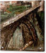 Bridge Luis I-Oporto Acrylic Print
