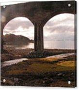 Bridge Near Mallaig Acrylic Print