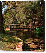 Bridge Of Harmony Acrylic Print