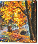 Bridge Of Inception  Acrylic Print