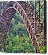 Bridge Of Trees Acrylic Print