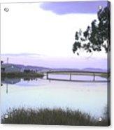 Bridge Over Browns River  Acrylic Print