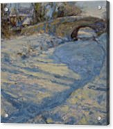 Bridge Over Lancaster Canal Acrylic Print