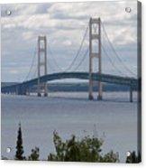 Bridge Over The Water Acrylic Print