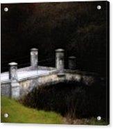 Bridge To Darkness Acrylic Print