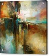 'bridge To Eternity' Acrylic Print