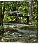 Bridge To Serenity Acrylic Print