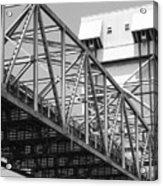 Bridge Willmington Nc Acrylic Print