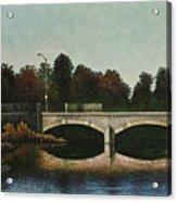 Bridges Of Forest Park Iv Acrylic Print