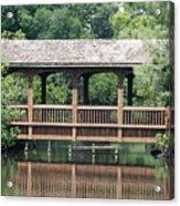 Bridges Of Miami Dade County Acrylic Print