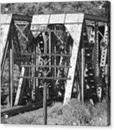 Bridges Of Power Acrylic Print