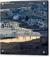 Brigantine Dawn Acrylic Print