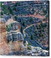 Bright Angel Trail @ Grand Canyon Acrylic Print