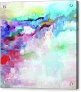 Bright Development Acrylic Print