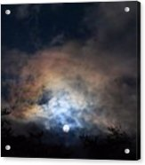 Bright Night Skies Acrylic Print