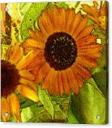 Bright Regalia Acrylic Print