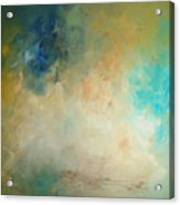 Bright Sky Acrylic Print by KR Moehr
