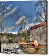 Brightwell's Mill 1 Acrylic Print