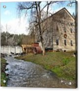 Brightwell's Mill 3 Acrylic Print