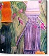 Brilliant Reflections Acrylic Print