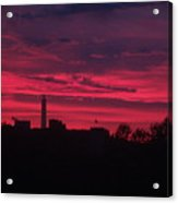 Brilliant Sunset 2 Acrylic Print