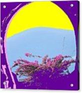 Brimstone Gate Acrylic Print