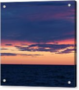 Bring Me The Sunset Acrylic Print