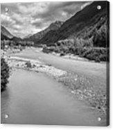 British Columbia White Pass Panorama Acrylic Print