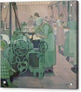 British Industries - Cotton Acrylic Print