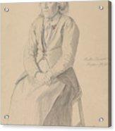 Britta Peersdotter Reisaer, Ullensvang Acrylic Print