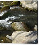 Broad River  Acrylic Print